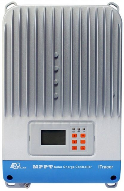 iTracer 6415ND MPPT Solar Charge Controller