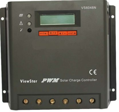 View Star VS 6048 PWM Solar Charger