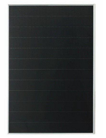 Sharp Thin Film Amorphous Solar Panel