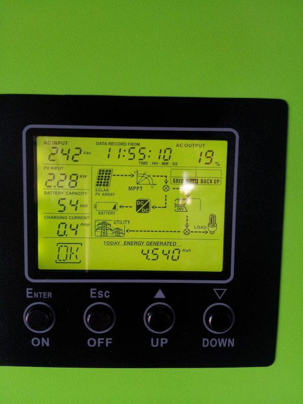 InfiniSolar 3KW inverter