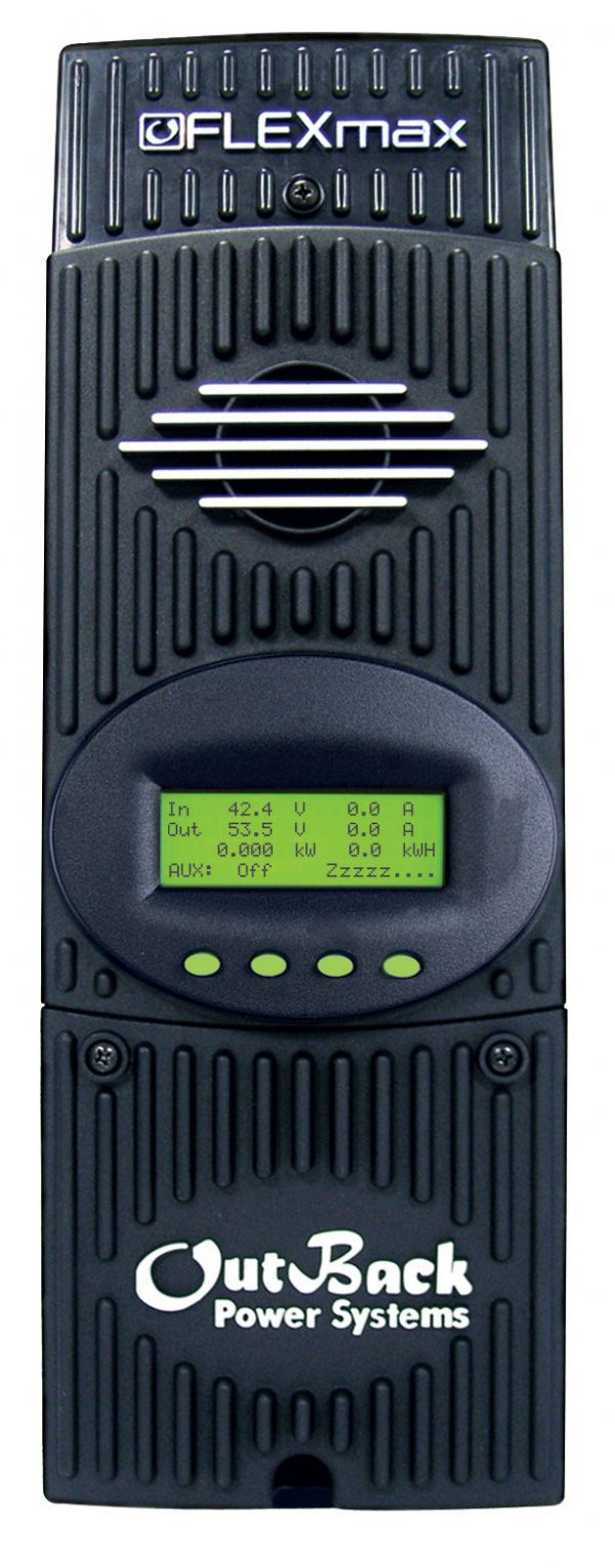 Outback Power FLEXmax 80 MPPT Charge Controller