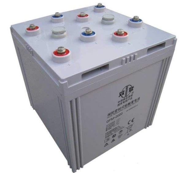 Shoto Dry Cell 2V - 2000 Ampere GFM Series