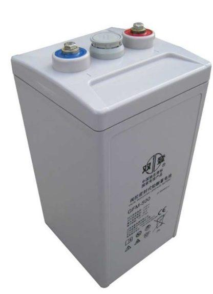 2V 500Ah Dry Cell Shoto GFM Sereis