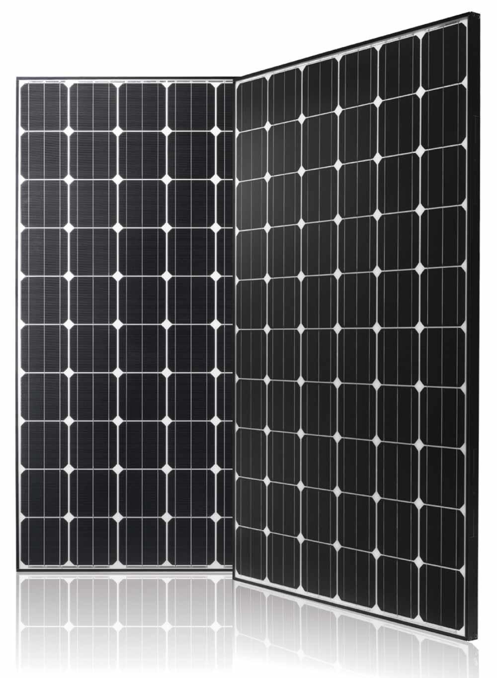 Lg 265 Watt Mono X Solar Panel