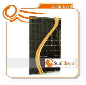 SunEdison Silvantis Solar Panel