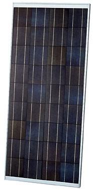 Sharp 130Watt 12Volt Polycrystalline Solar Panel