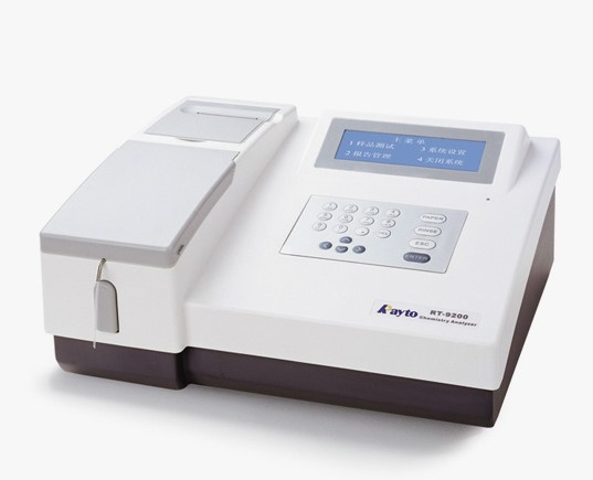 Rayto RT9200 Chemistry Analyzer (Semi Auto)
