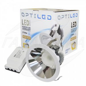 Ceiling LED lamp Cree LED Downlight Round 200-2000 27W