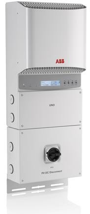 ABB 3.6 KW SINGLE PHASE GRID-TIE