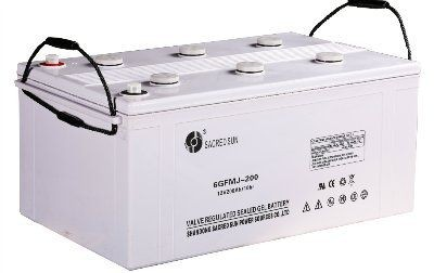 Sacred Sun 12V-200AH GEL Battery