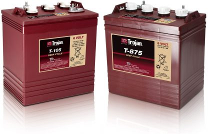 Trojan T105 6 Volt Lead-Acid Battery