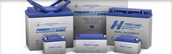 Power Sonic USA 12v200ah battery