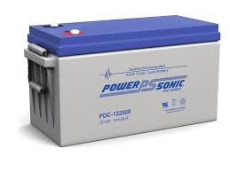 Power Sonic USA 12v200ah battery