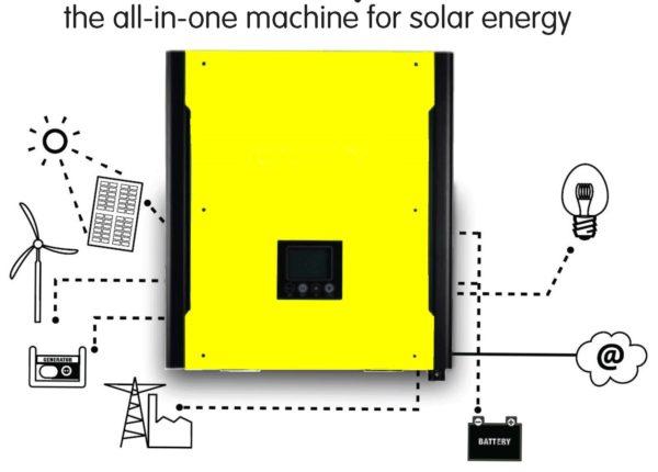 Infini plus Solar Inverter 5KW