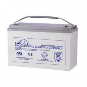 Leoch 12V 100AH Dry Battery