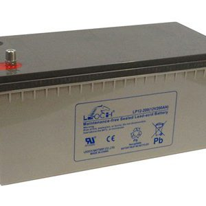 Leoch 12V 150AH Dry Battery