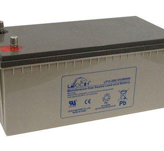 Leoch 12V 150AH Dry Battery
