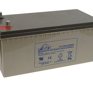 Leoch 12V 200AH Dry Battery