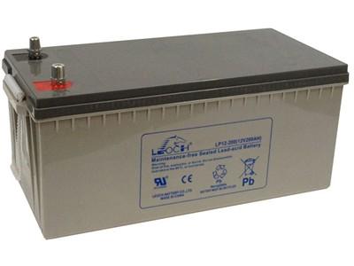 Leoch 12V 200AH Dry Battery