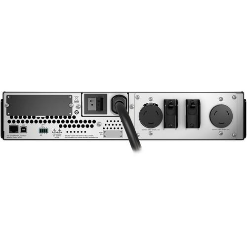APC Smart-UPS 3000V RM 2U LCD 208V