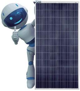 JA Solar 300 Watt Poly