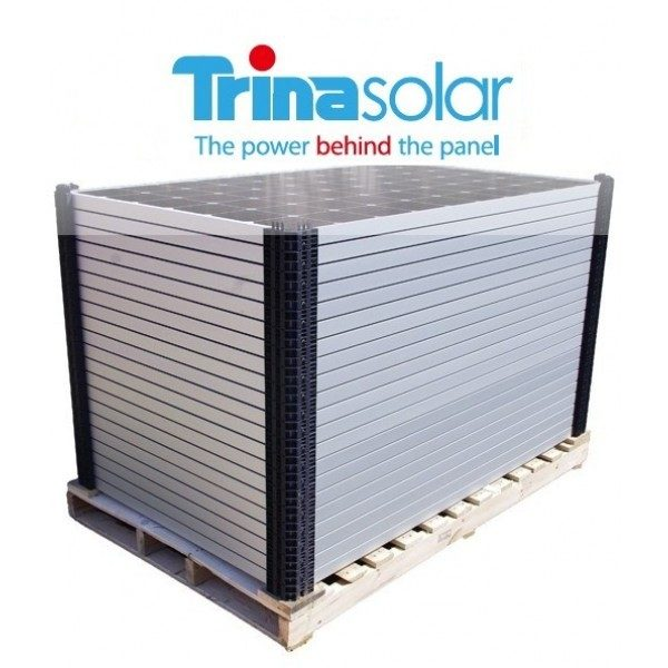 Trina Solar 200 Watt mono