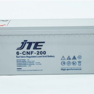 JTE 150Ah 12V Gel Battery
