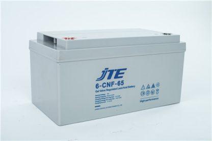 JTE 65 Ah 12V Gel Battery