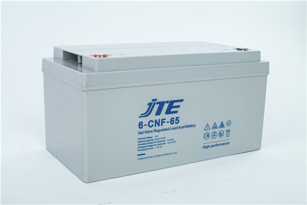 JTE 65 Ah 12V Gel Battery