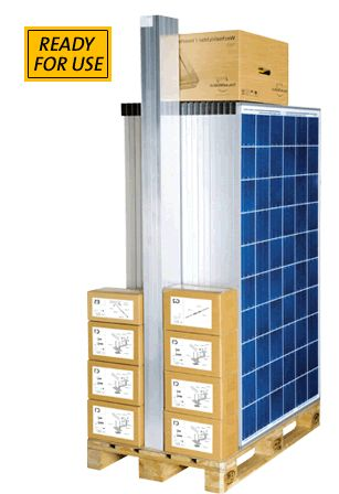 SOLARWORLD 260 WATT SOLAR PANEL