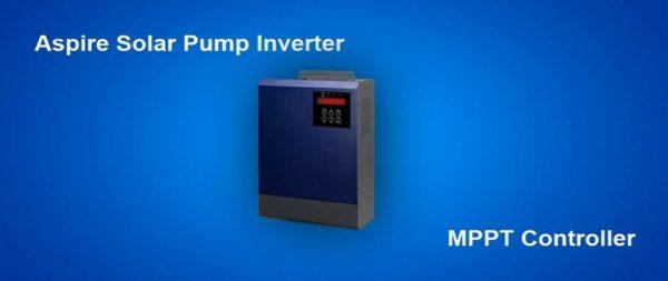 Aspire Solar Pump Inverter (7.5Kw)