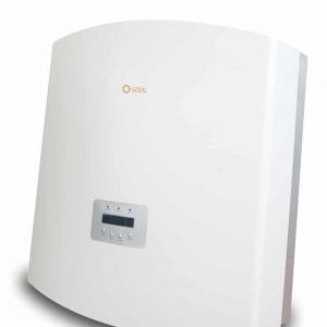 Solis 50KW Quad MPPT Solar Inverter