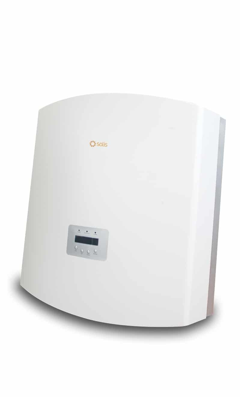 Solis 50KW Quad MPPT Solar Inverter