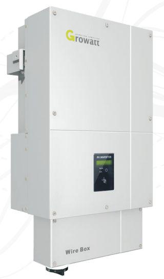 GroWatt 10KW Three Phase Grid-Tied Inverter