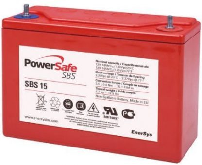 PowerSafe 12V, 14Ah