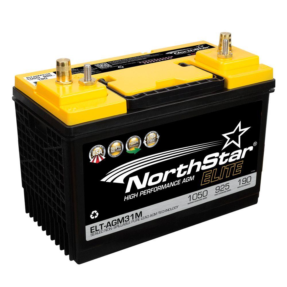 NorthStar ELT-AGM31M Battery
