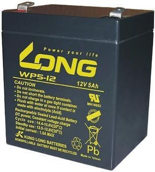 Long WP5-12 12V 5Ah UPS Battery