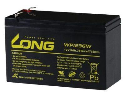 LONG 12v 9AH Battery