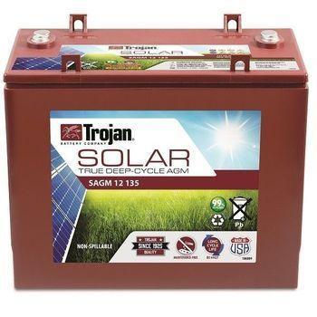 Trojan SAGM 12 135 Battery USA
