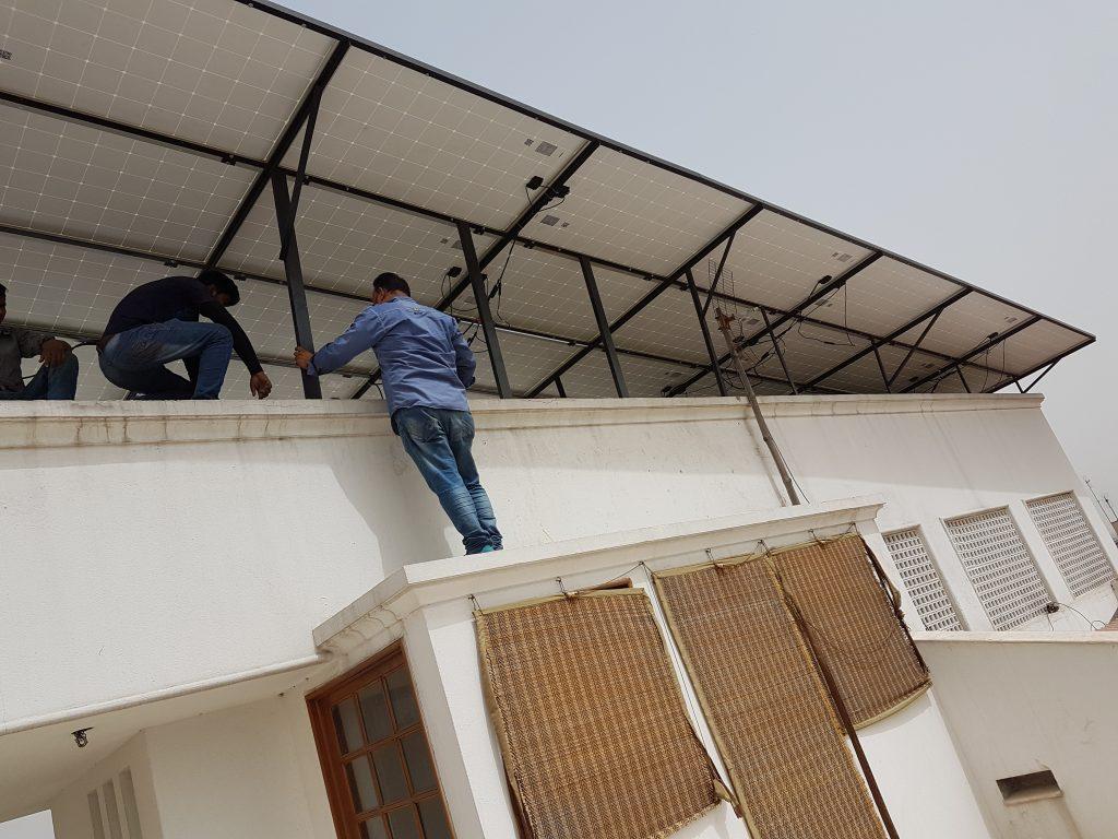 20 Kilowatt Solar Gulberg Lahore