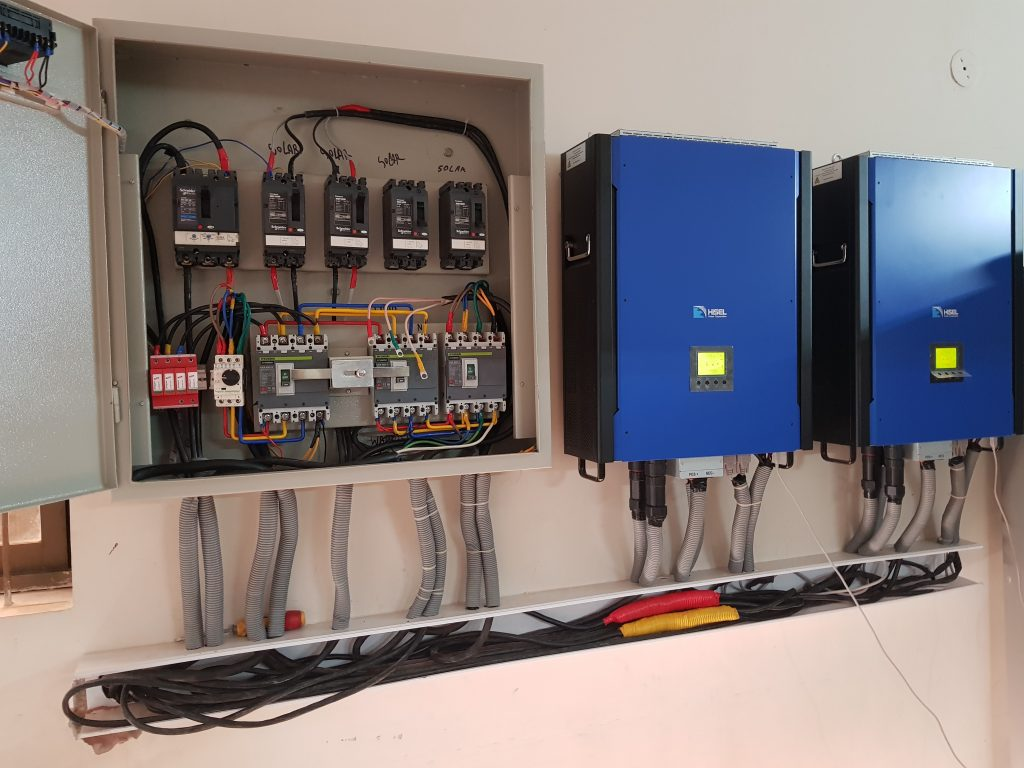 20 Kw Solar Power System in Gulberg II, Lahore