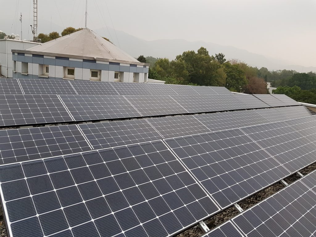 Embassy of Switzerland-20KVA Solar System, Islamabad