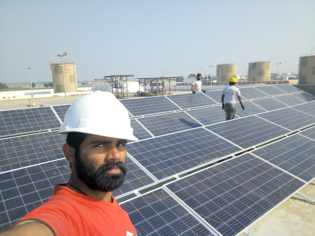 25 Kilowatt Moro, Sindh