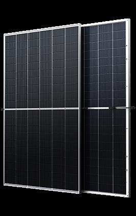 trina solar 600watt mono